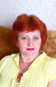Нинель Виноградова