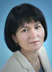 Лилия Гафар